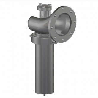 Threaded - 3 Inch Hydraulic Vapor Valve