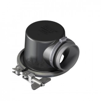 """VR45784BU - Hood 3.5"""" Bolted Style"""