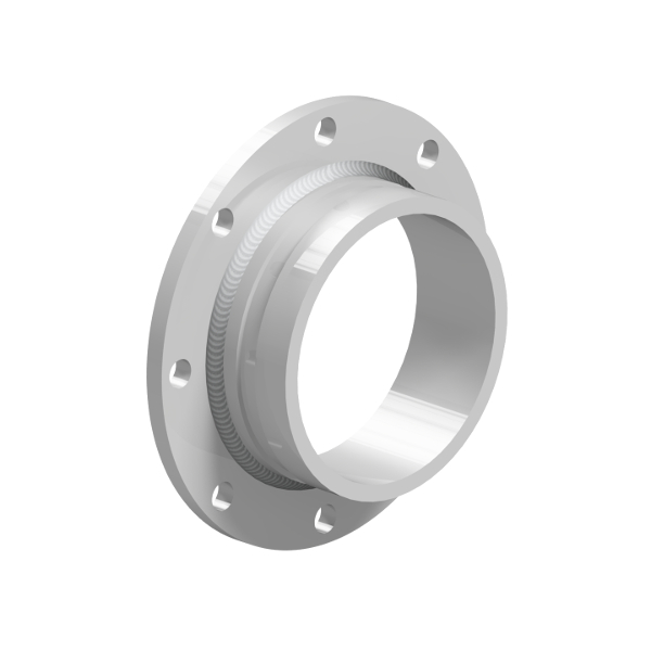 Flanged Grooved Adapter - FG_ _ _