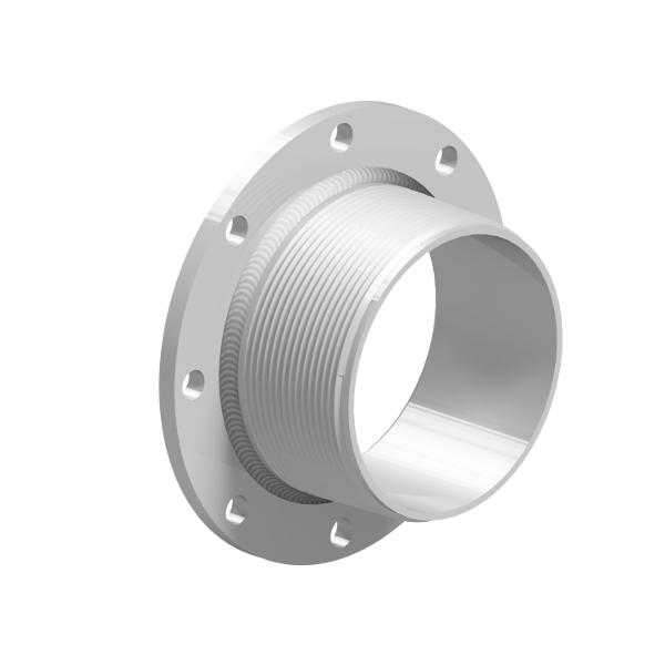 Flanged Threaded Adapter - FT_ _ _