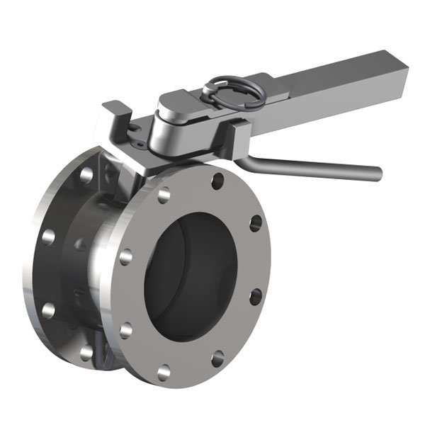 Ecliptic Valve Manually Operated