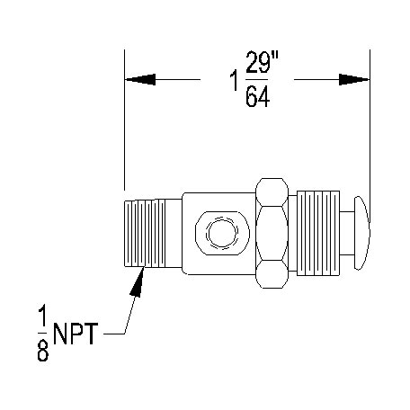 Interference Control Valve