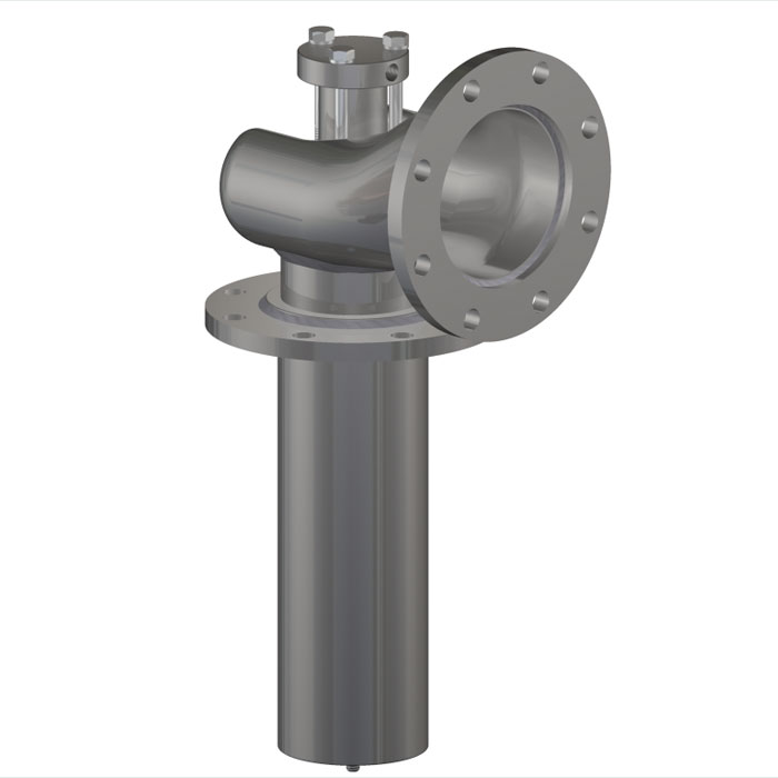 Flanged - 3 Inch Hydraulic Vapor Valve Thumbnail